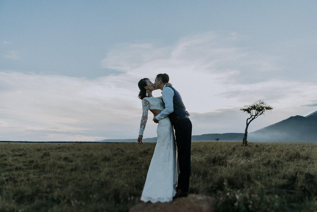 Elopement Wedding in  Lake Toba