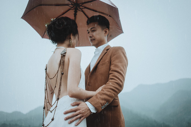 Elopement Wedding in  Laos