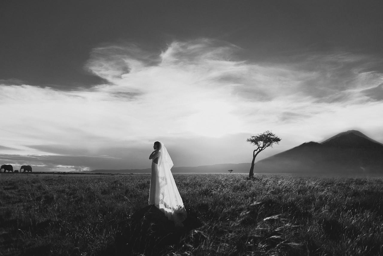 Elopement Wedding in Mount Bromo