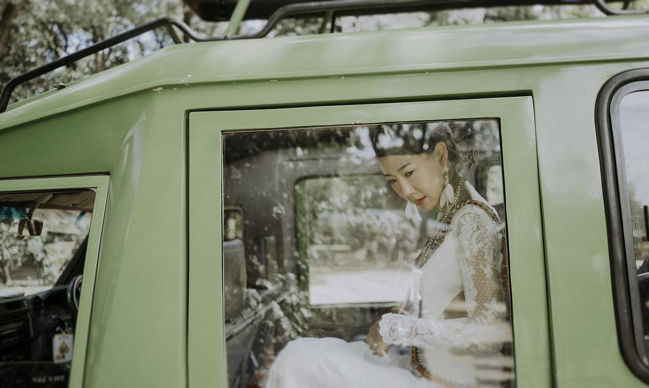 Elopement Wedding in North Korea