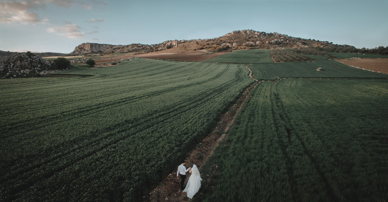 Elopement Wedding in Hoi