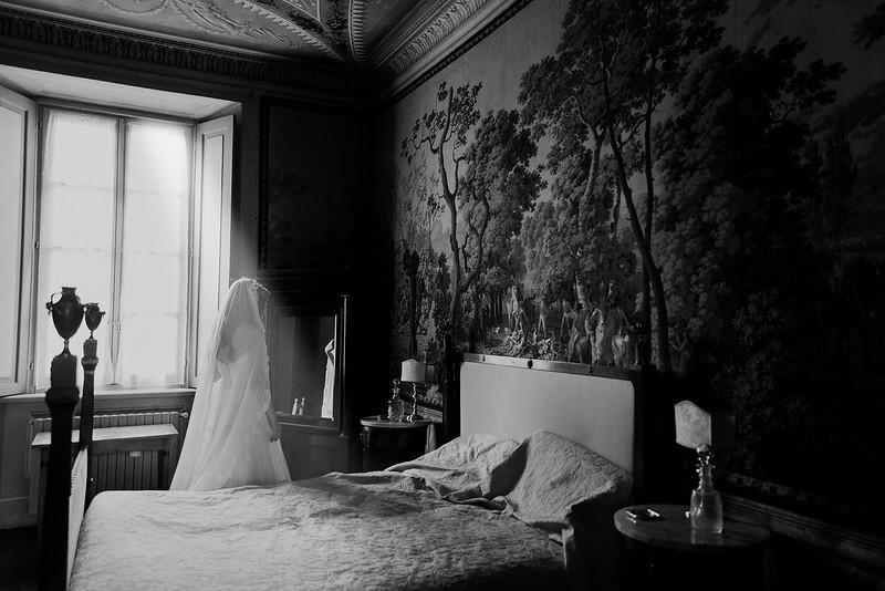 Elopement Wedding in  Abiverd