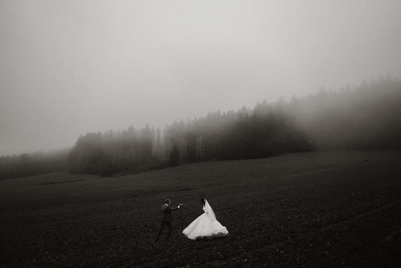 Elopement Wedding in Gwangju