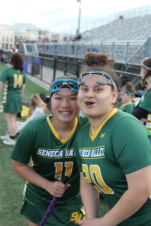 V Girls Lacrosse vs. Paint branch HS 4-27-2018