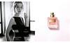 VALENTINO Donna 2015 Spain (format Harper's Bazaar 22,5 x 27,5 cm) <br /> recto-verso with scent sticker 'The new feminine fragrance'