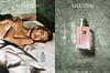 VALENTINO Donna Acqua 2017 Spain (recto-verso with scent sticker) 'The new feminine fragrance'