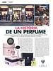 Lady VELVET - VELVET Forever - VELVET Affair by PARFUMS SAPHIR 2016 Spain (advertorial Cosmopolitan) 'La historia de un perfume'