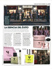 Lady VELVET - VELVET Forever - VELVET Affair by PARFUMS SAPHIR 2016 Spain (advertorial Marie Claire) 'La esencia del éxito'