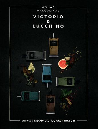 VICTORIO & LUCCHINO Aguas Masculinas 2018 Spain