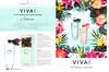 VICTORIO & LUCCHINO Viva! Esencia (& Viva!) 2017 Spain spread (Clarel stores) 'Tu nueva fragancia femenina'