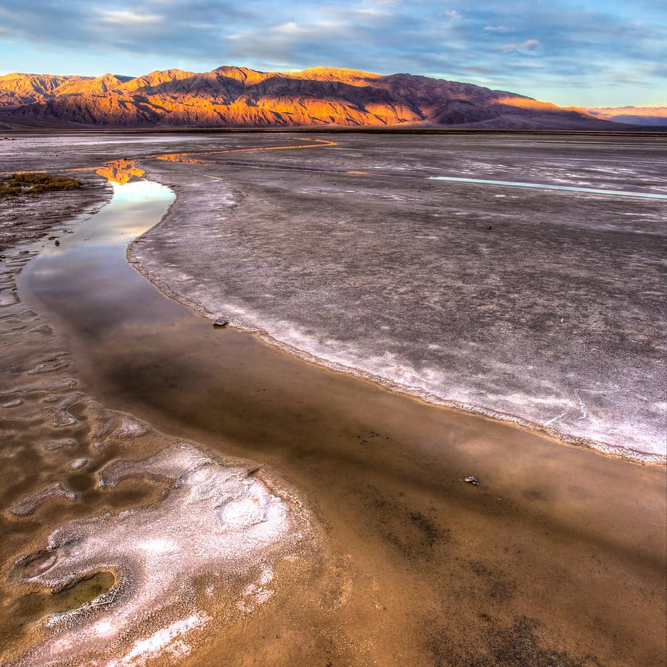 Salt Creek Flats, Death Valley National Park