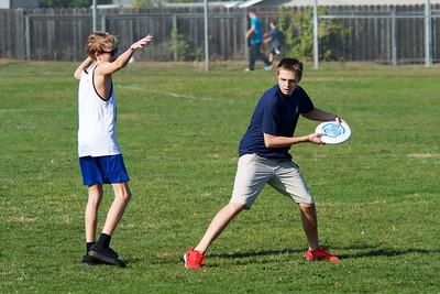 Ultimate Frisbee 2014