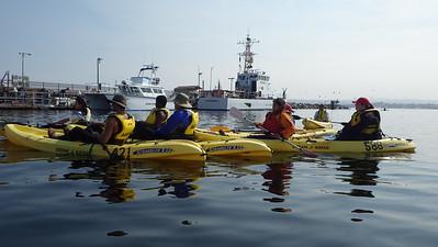 Monterey Bay Kayak