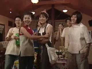 """singing """"After Love"""" in drama Kwangki"""