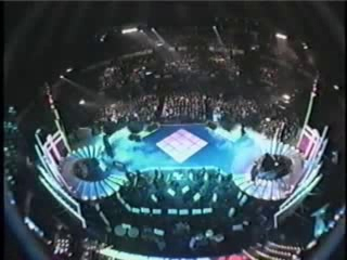 "singing ""Breakup"" at MBC music festival (1998)"
