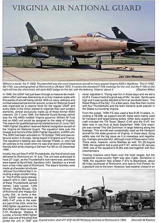 VA-ANG 149th FS History - Jan van Waarde