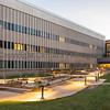 Architectural Photography of VA Hospital, in Aurora, Colorado.  Shot for Keiwit Turner
