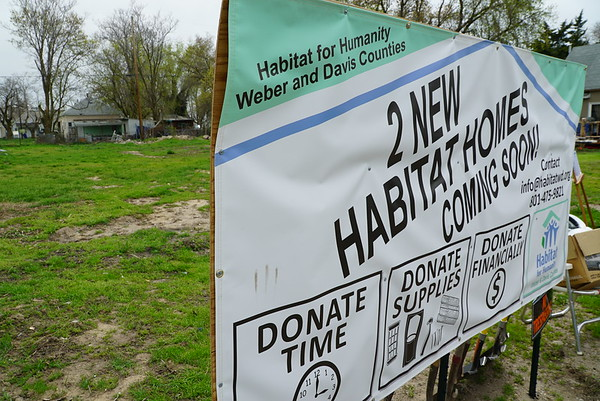 Habitat for Humanity Veteran Home