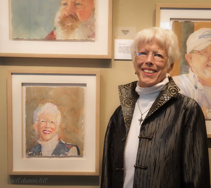 Portraits of Elders: People Who Inspire - Blue Heron Gallery