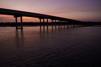 Bridge into Hilton Head Island, SC