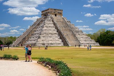 Chichen Itza Mayan Ruins - Mexico