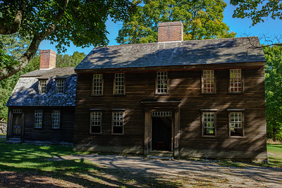Hartwell Tavern - Minute Man National Historic Park