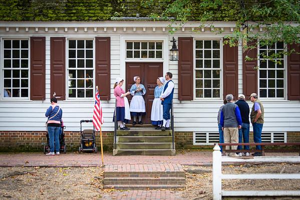 2015 - Colonial Williamsburg