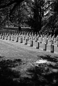 Gettysburg Battlefield Cemetery