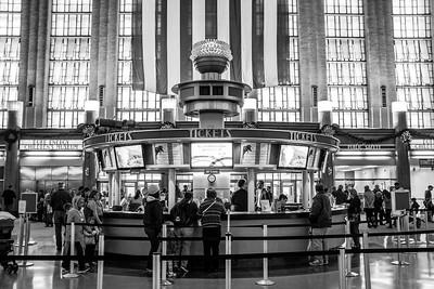 Tickets.  Cincinnati Union Termainal