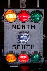 North / South