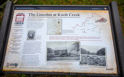 Abraham Lincoln's Boyhood Home at Knob Creek