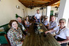 more wine tasting, Seidelberg winery, S. Africa