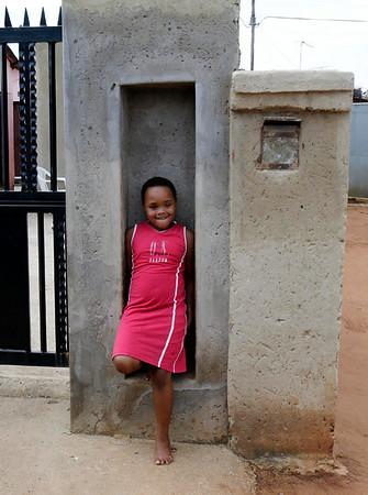 Chez Alina, Soweto, S. Africa