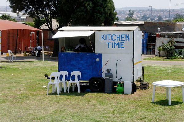 more fast food, Soweto, S. Africa, GPS appx.