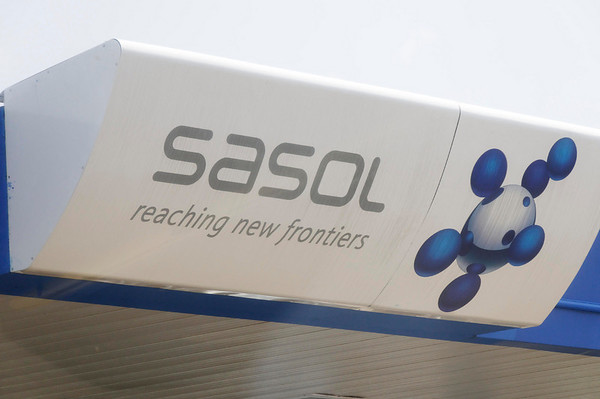 S. Africa makes 30% of its gasoline from coal, GPS approx.