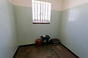 Nelson Mandela's cell, Robben Island, South Africa