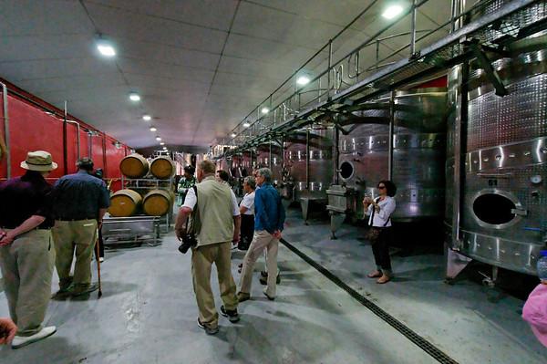 Seidelberg winery, S. Africa