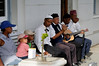 one tune band, Matjiesfontein, S. Africa