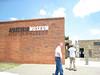 Museum entrance, Johannesburg, S. Africa