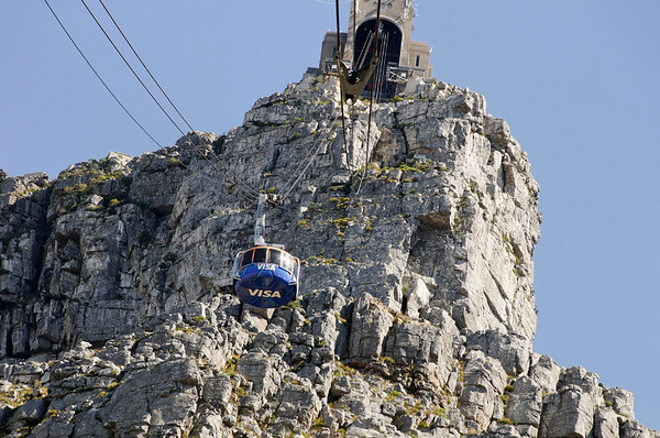 Table Mountain trip, Cape Town, South Africa