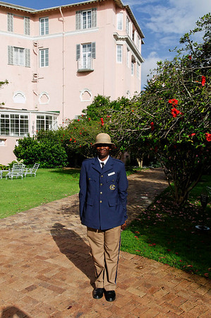 Mount Nelson Hotel, Cape Town, S. Africa