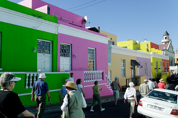 walking tour from Mount Nelson Hotel, Cape Town