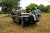 car 1, Thornybush, S. Africa, GPS appx
