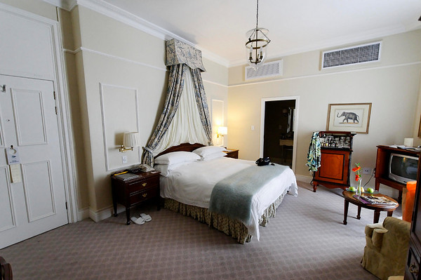 our accomodations, Mount Nelson Hotel, Cape Town, S. Africa
