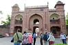 Gateway leading to Itmad-ud-Daulah (Baby Taj)