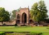 Inner view of gateway, Itmad-ud-Daulah (Baby Taj)