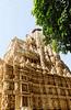 Parsvanatha Temple, Jain, mid-10th century, Eastern group at Khajuraho