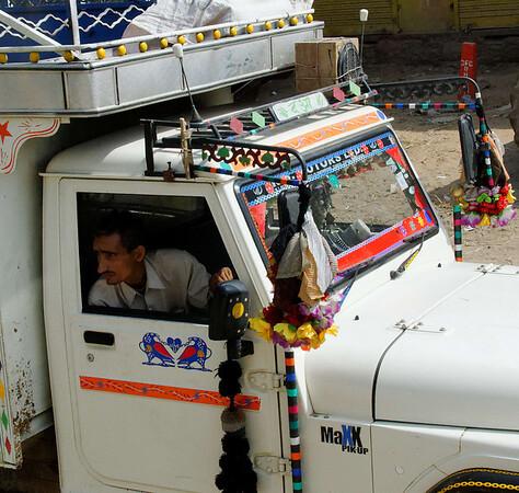 I Love U, on the road to Kalakho