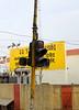 Finally, a traffic light - but not working!, Varanasi