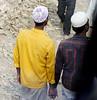 Muslim boys, Varanasi
